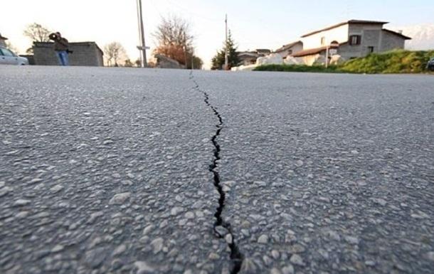 Утром на Кубани произошло землетрясение