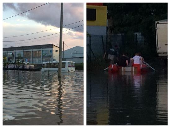 Это повторится: на Кубань снова обрушится ливень с градом