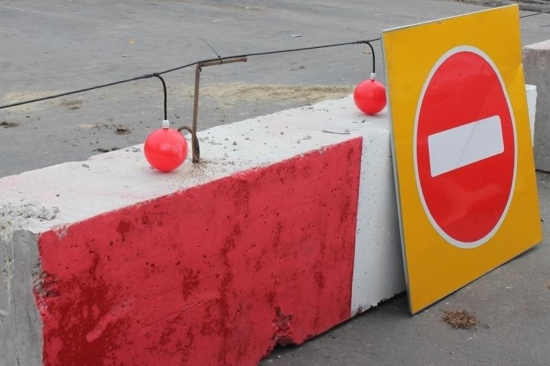 Еще два перекрестка с улицей Тургенева перекроют в Краснодаре