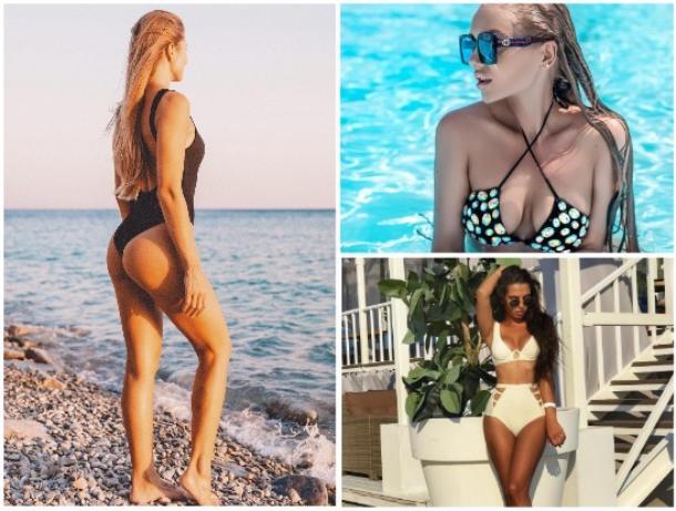 InstaЖар: стройные, загорелые и красивые девушки на курортах Кубани