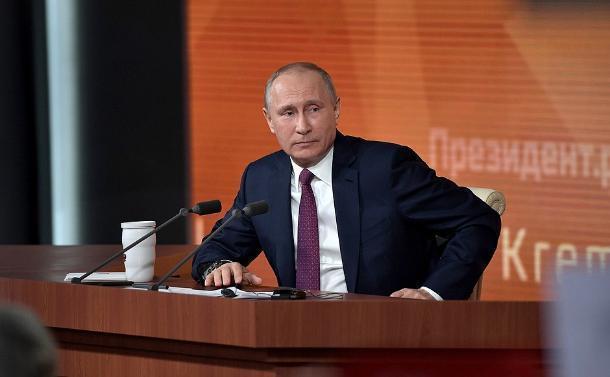 Владимир Путин предложил простить 60 млрд долга жителям Краснодарского края