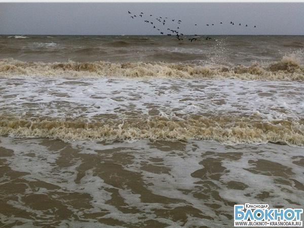 В Анапе запрещено купание в море