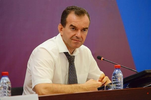 Губернатора Кубани посчитал хорошей идеей ставить шлагбаумы на море