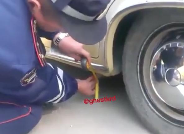 Краснодарский автоинспектор стал «звездой интернета» из-за тщательных проверок водителей