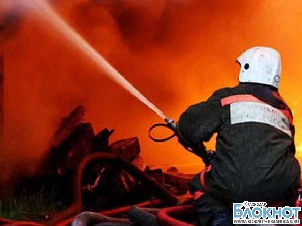 При пожаре в Мостовском районе погибла пенсионерка