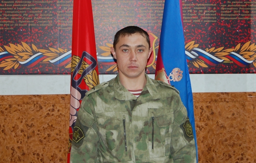 В Краснодарском крае росгвардеец спас тонущих детей