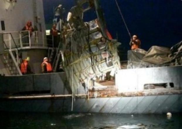 Иск на два млрд рублей подали семьи жертв крушения Ту-154 в Сочи
