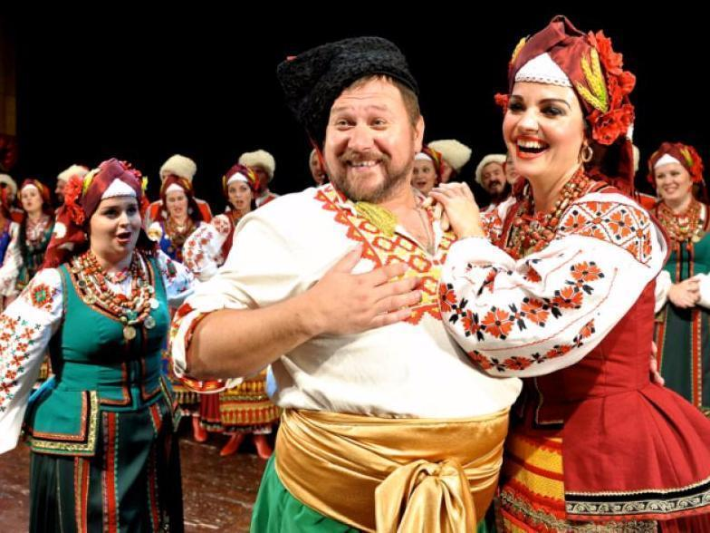 Знаменитый Кубанский казачий хор даст концерты в рождественские дни