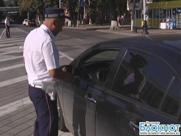 В центре Краснодара задержан автоугонщик