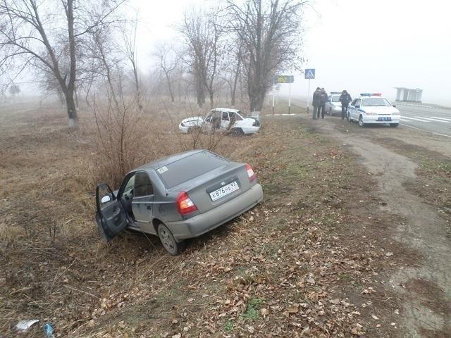 В Краснодарском крае в аварии пострадала семилетняя девочка