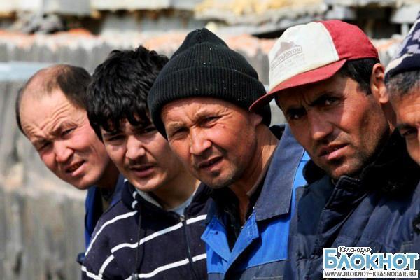Краснодарских предпринимателей оштрафовали за нарушение миграционного законодательства