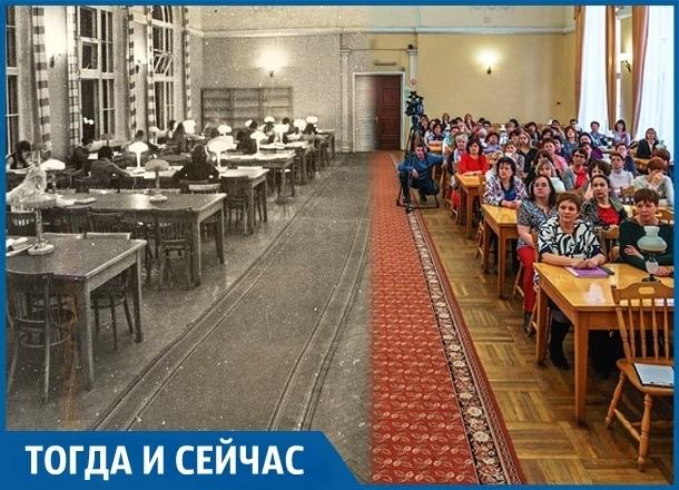 Самая старая библиотека Кубани 56 лет кочевала по Краснодару