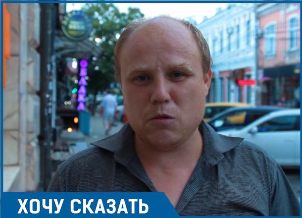Бездомный сирота попросил мэра Первышова предоставить временное жилье