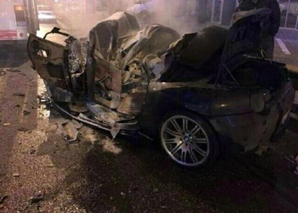 ДТП в Краснодаре унесло жизнь водителя BMW, не поделившего полосу с автобусом