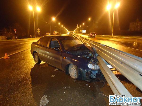 ДТП на трассе «Краснодар-Ейск»: пострадал пассажир