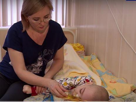 В Краснодаре врачи спасли жизнь тяжелобольному ребенку, установив «трубку жизни»