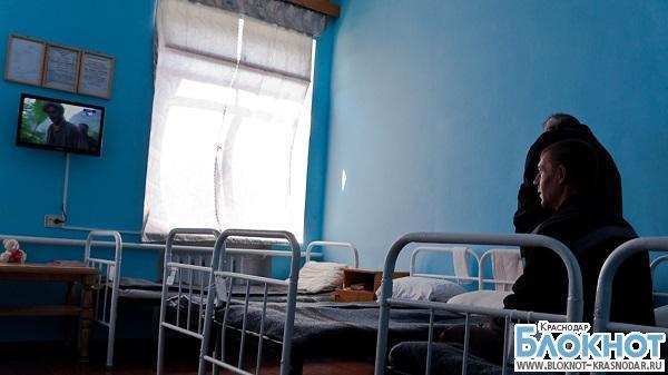 В колонии Усть-Лабинского района убит 36-летний осужденный