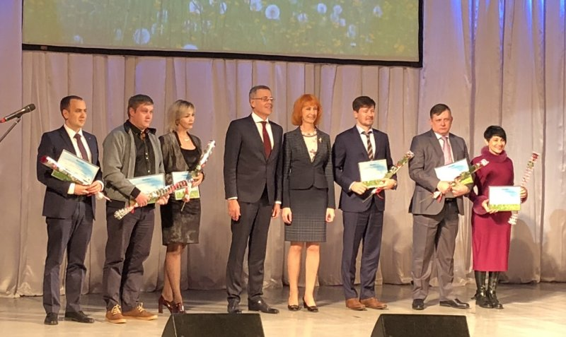 «Ростелеком» удостоен общественной награды администрации Краснодарского края за благотворительность и добровольчество