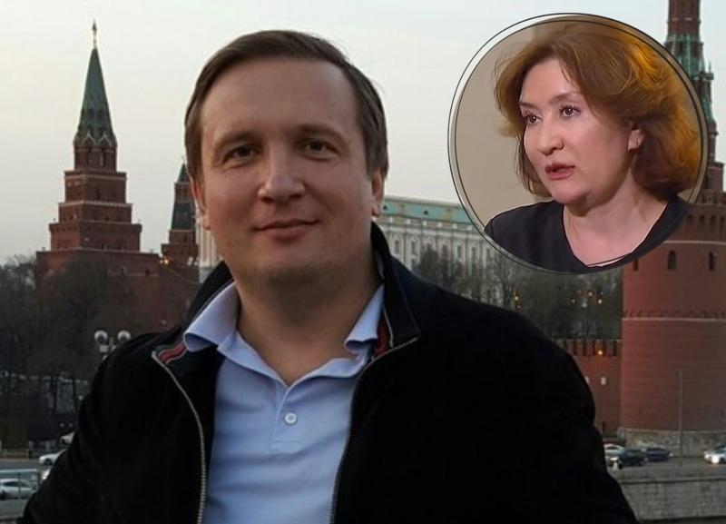 «Хахалева перешла из разряда «блатных», - Дмитрий Новиков об отстранении «золотой судьи» от ведения процессов