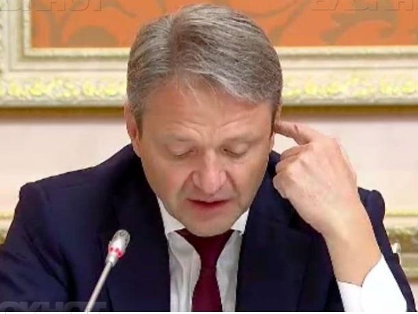 Со скорым повышением штрафов до миллиона поздравил Александр Ткачев, экс-губернатор Краснодарского края