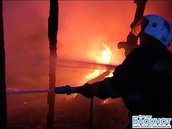Стали известны подробности пожара в Красноармейском районе