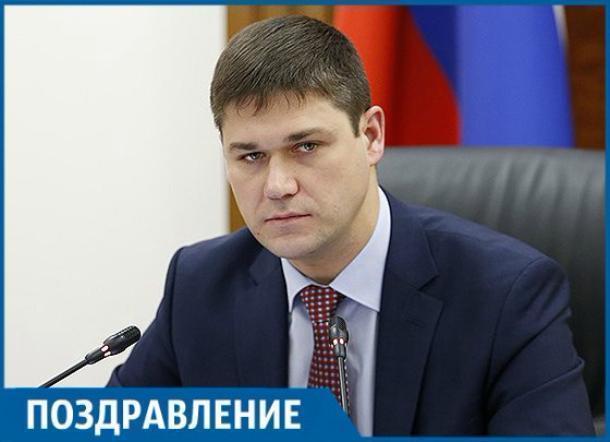 «Блокнот Краснодар» поздравляет с днем рождения зампреда ЗСК Сергея Алтухова