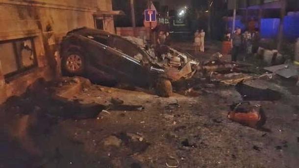 Гонка «Опеля» с «Приорой» закончилась смертельным ДТП в Краснодаре - СМИ