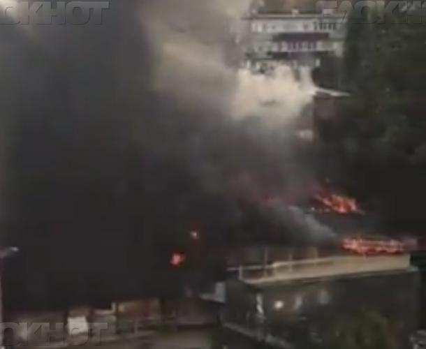 «Число пострадавших при пожаре в Сочи увеличилось до 28», - СМИ