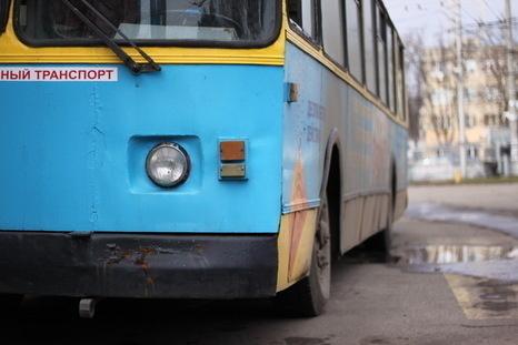Троллейбус №16 в Краснодаре отменили из-за ушедших в отпуск водителей
