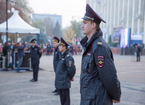 Около 77% кубанцев доверяют свою безопасность полицейским