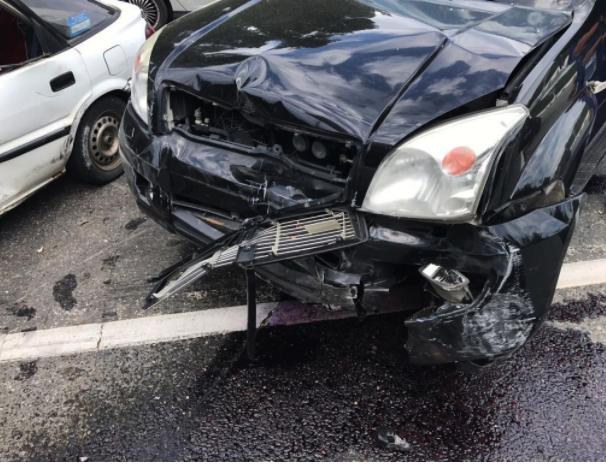 Серьезная авария неподалеку от Мацестинского виадука вСочи. Погибла женщина ФОТО