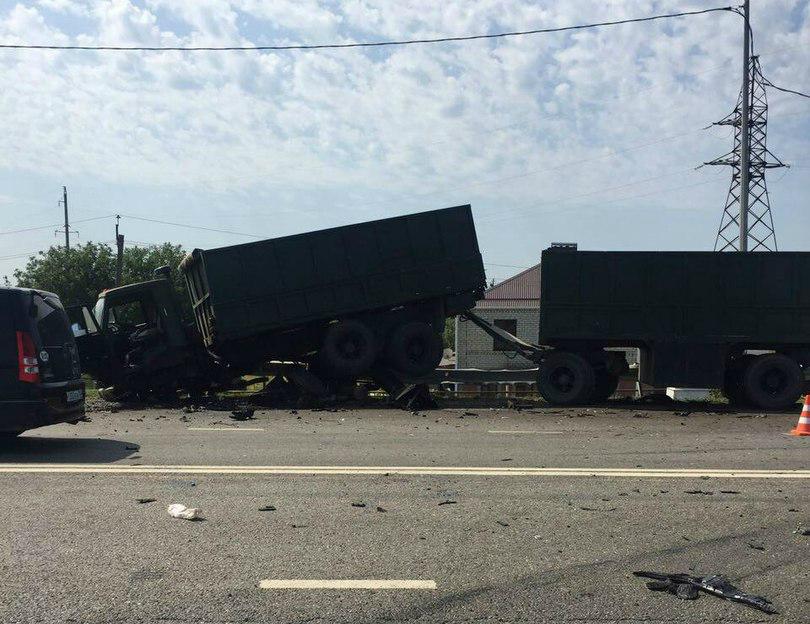 ВДТП с грузовым автомобилем вКрымском районе пострадал ребенок