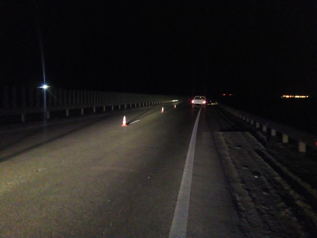 Вседорожный автомобиль насмерть сбил мужчину вТимашевском районе