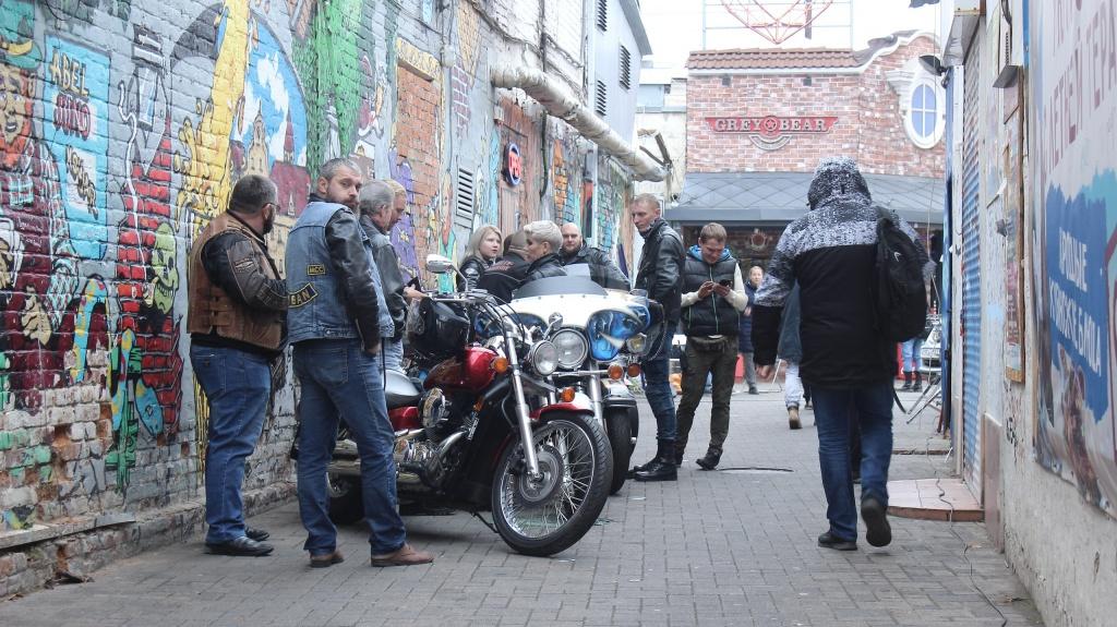 Из-за съемок фильма вКраснодаре перекроют улицу Красную